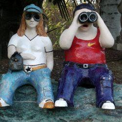 M042 Touristen