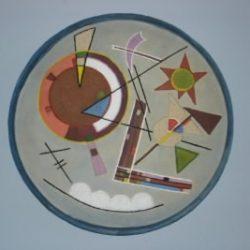 Schale Kandinsky